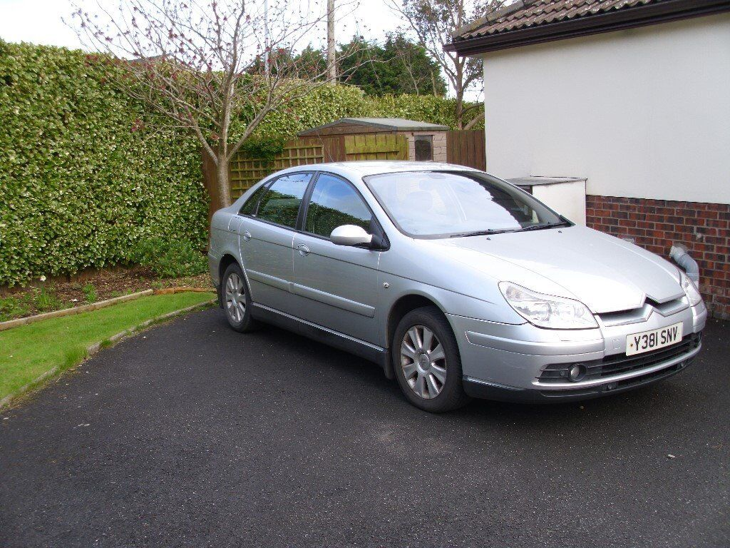 Citroen C5 2 2 hdi exclusive (auto) with optional manual change | in Larne,  County Antrim | Gumtree