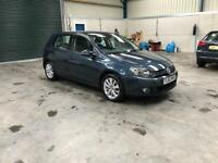 2011 vw golf se tdi bluemotion dsg 1 owner fsh pristine guaranteed cheapest in country