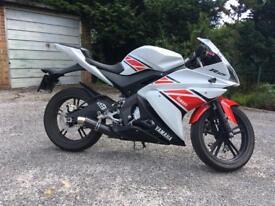 Yamaha YZF R125 - £2200 ONO