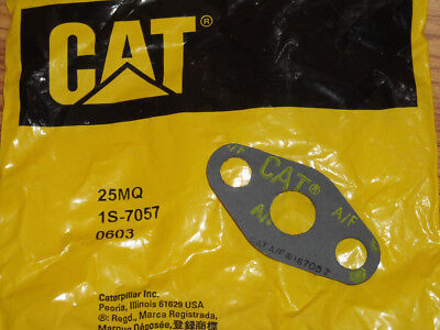 Genuine New Caterpillar 1s-7057 1s7057 Gasket Turbo Lines Cat C7 3116 3126 446b