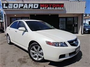 2005 Acura TSX TSX,Leather,Sunroof,Heated Seat*No Accident*