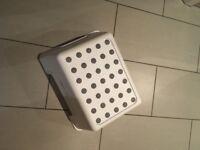 IKEA plastic stool