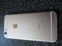 I PHONE 6 ROSE GOLD 64GB UNLOCKED