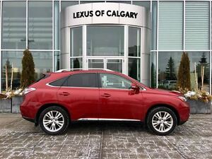 2010 Lexus RX 450H Touring Package