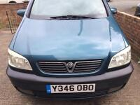VAUXHALL ZAFIRA ELEGANCE 2.0 DTI - BREAKING FOR SPARES