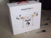DJI Phantom 3 Pro Professional 4K