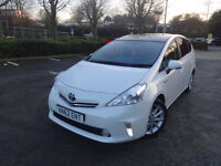 Toyota Prius+ T Spirit Electric Hybrid Auto 0% FINANCE AVAILABLE