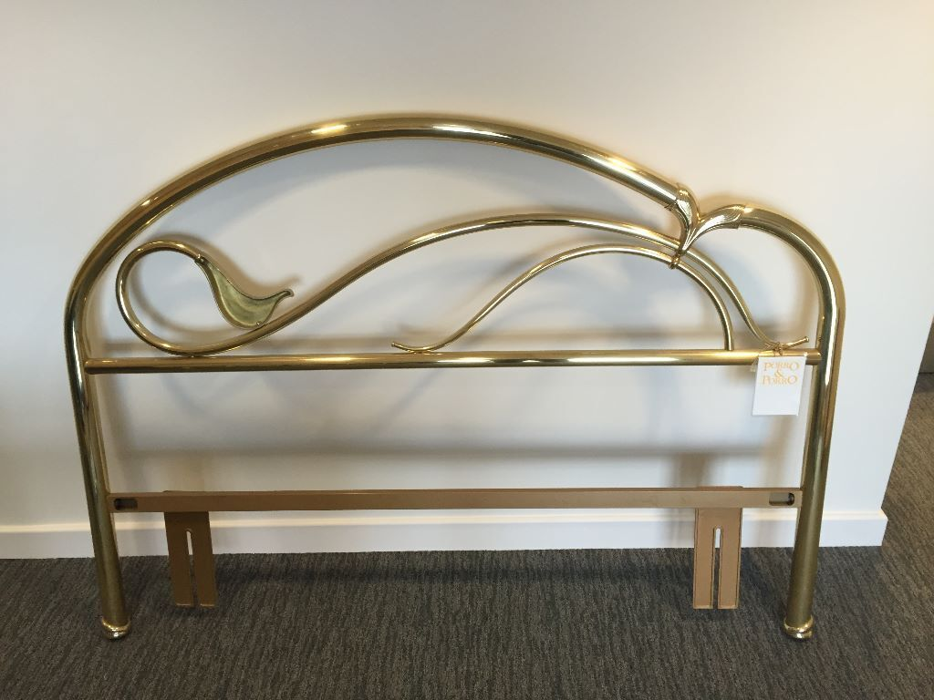 Solid Brass Headboard In Wigan Manchester Gumtree