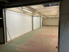 Commercial / Industrial / Warehouse Unit To Let in BD3 Bradford - 1800sq ft