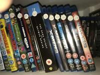 About 110 Blu-ray dvds £150 Ono