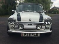 Austin Mini '89 needing new home!