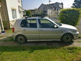 VW Polo 1.4TDI **SPARES OR REPAIR**