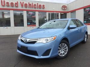 2013 Toyota Camry Hybrid HEATED SEATS, CAMERA, AUTO, PO