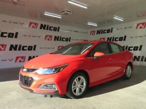 2018 CHEVROLET CRUZE SEDAN LT AUTO (1SD)