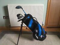 Wilson Prostaff Package Junior Set ( Ages 5-8, Right-Hand Golfer