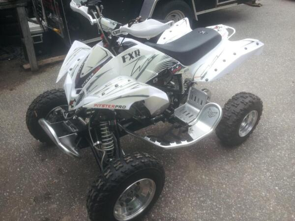Used 2010 Pitster Pro fxr 150