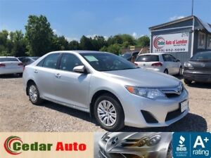 2014 Toyota Camry LE - Managers Special SOLD
