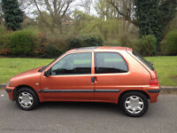 PEUGEOT 106 - 2001(51 PLATE)-LOW MILEAGE CHEAP TO TAX AND INSURE-6 MONTHS MOT-WE CAN DELIVER TO YOU