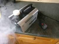 Pro sound smoke fog machine