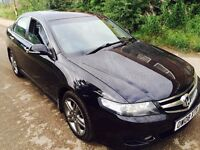 2008 Honda Accord 2.2 BLACK! DIESEL!! !MILEAGE Only 73k!!!!