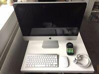 iMac 21.5 Mid 2011 2.5GHz i5 Core Processor 4GB RAM 500GB Hard Drive