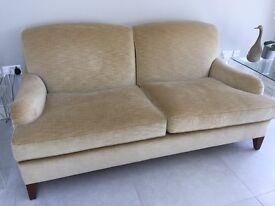 Kingcome Stratford 2.5 seat sofa with oak feet