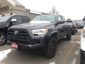 2016 Toyota Tacoma SR+, Automatic, BU Camera, Off Lease
