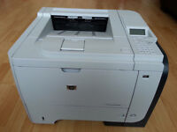 HP Laserjet P3015DN Network Laser Printer CE528A P3010 series USB Mono Duplex BW