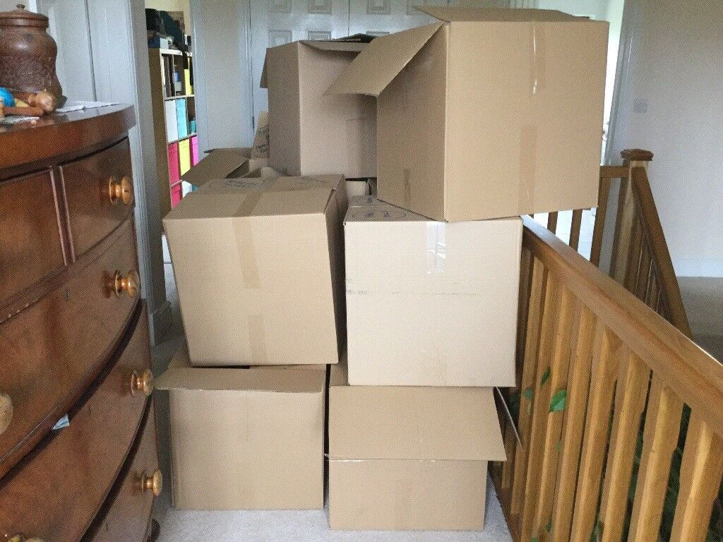 Moving? Need boxes for packing?