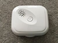 Smoke Alarm, New Unused, Complete with Battery & Fixings