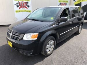 2010 Dodge Grand Caravan SE, 3rd Row Seating, Only 99,000km
