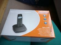 Digital cordless home telephone