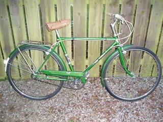 Vintage Puch Bicycle