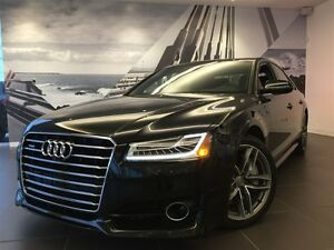 2016 Audi A8 4.0T CERTIFIÉ ONE INCLUS