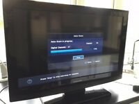 Samsung 32'' flat screen tv