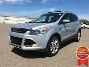2014 Ford Escape Titanium EcoBoost 4WD *Nav* *Blind Side* *Backu
