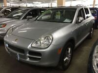 2006 Porsche Cayenne S LEATHER/SUNROOF/LOADED