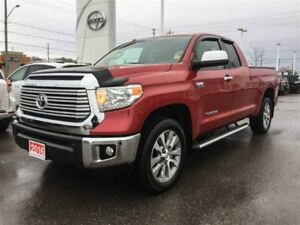 2016 Toyota Tundra LIMITED-LEATHER+NAVIGATION!