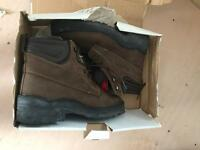 Equitector size 5 boots