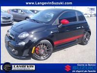2015 Fiat 500 Abarth CUIR/TOIT OUVRANT/BEATS AUDIO