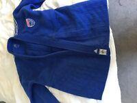 Adidas Judo Suit 180 Blue