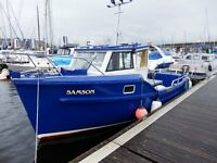 colvic northner 26 ft fishing boat
