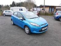 Ford fiesta 1.6L Diesel 5DR 2010 long mot full service history excellent condition