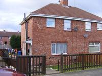 Murton Co. Durham, Modernised 3 Bedroomed Semi Detached house