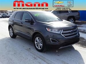 2016 Ford Edge SEL - Bluetooth, Leather, Rear view camera, Power