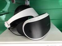 PS4 VR 2017 headset with camera