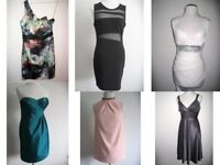 JOBLOT - NEW (some with tags) 5x Dresses 1x Top - Debenhams Debut Lipsy - BARGAIN for resale