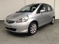 2005 HONDA JAZZ 1.4 SE 5dr **FULL YEARS MOT**