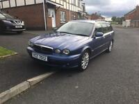 2004 Jaguar X-Type Diesel Estate £1300