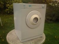 CREDA 3KG VENTED TUMBLE DRYER,LIKE WHITE KNIGHT,CAN BE SEEN WORKING